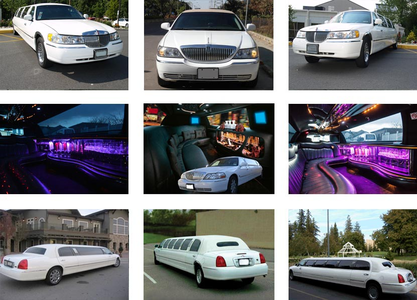 lincoln limo hire Sheffield